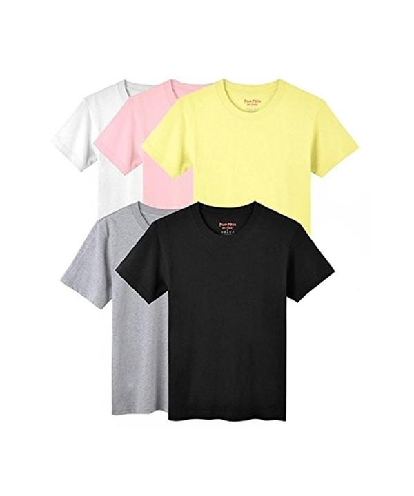 Shirts Sleeve T Shirt Crewneck Assorted