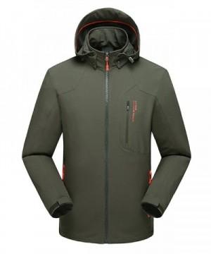 WenVen Spring Durable Breathable Jacket