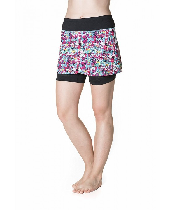 Skirt Sports Hover Holiday Print