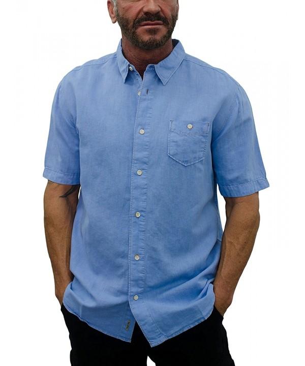 L8044 Short Sleeve Linen Comfort