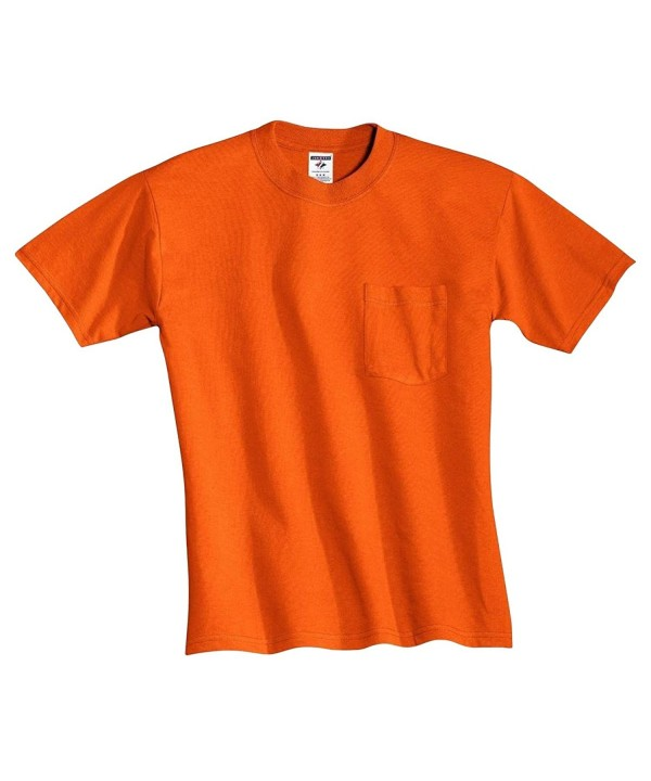 Jerzees Heavyweight T Shirt 29M ORANGE XL