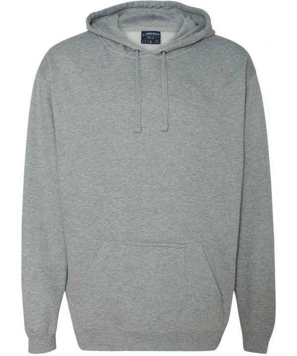 Tailgate Hoodie Sweatshirt Oxford X Large
