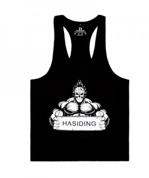 HASIDING Athletic Premium Sleeveless T Shirt