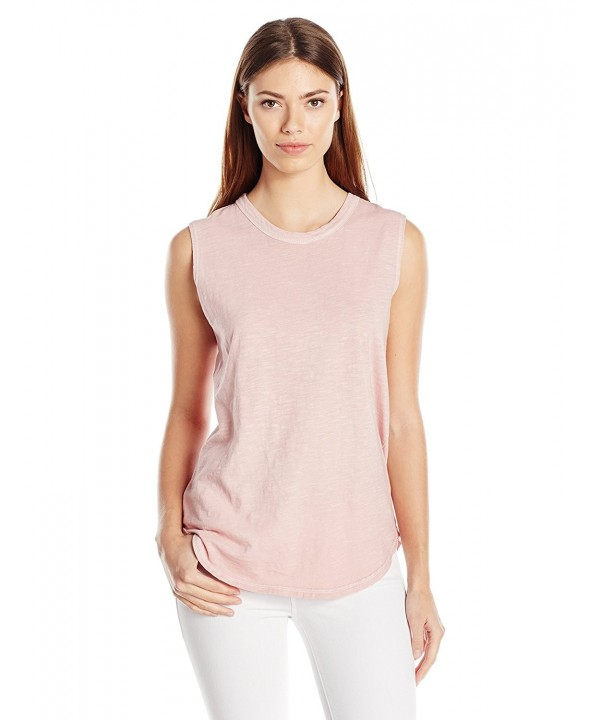 Alternative Womens Sleeveless T Shirt Pigment