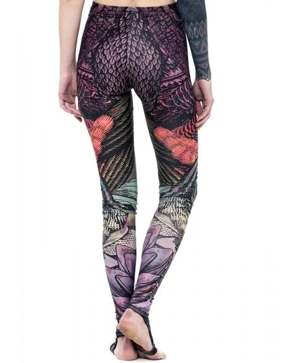 Tribal Print Yoga Leggings Alternative