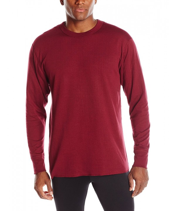 Duofold Thermal Weight Wicking Bordeaux