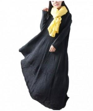 YESNO Woolen Sweater Pullover Asymmetric