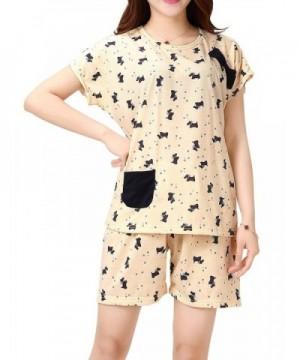 VENTELAN Novelty Pajamas Sleepwear Nightwear