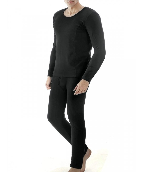 Ekouaer Thermal Winter Johns Pajama