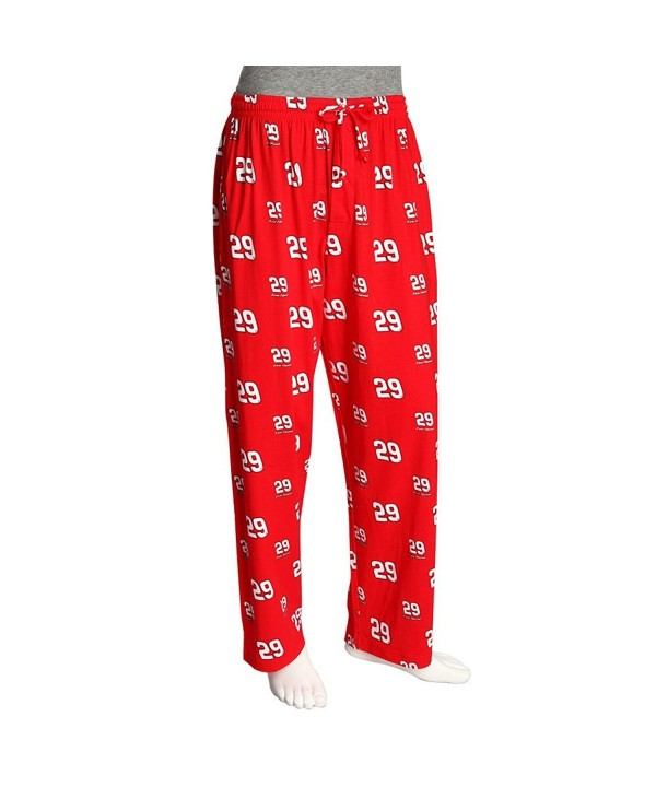 NASCAR Harvick Number Pajama Lounge
