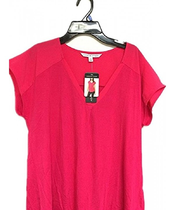 Adrienne Vittadini Ladies Short Sleeve