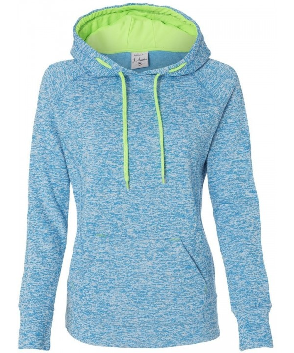 Ladies Pullover Hooded Sweatshirt XX Large