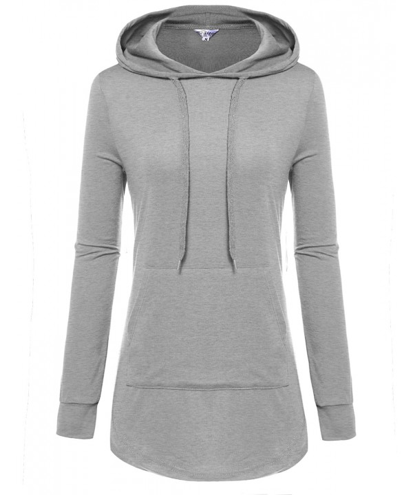 BEAUTYTALK Woemens Sleeve Sweatshirt Pullover
