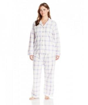 Nautica Womens Microfleece Pajama Shire