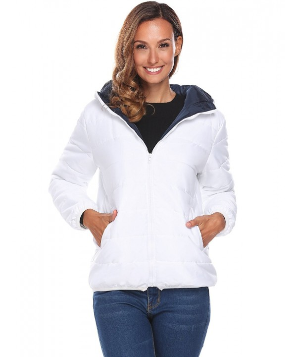 GEESENSS Womens Lightweight Packable Hooded