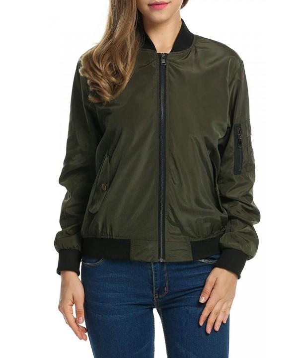 Billti Womens Fashion Quilted Jacket