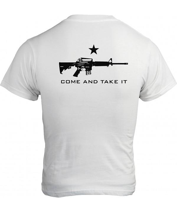 Second Amendment AR 15 T Shirt Small