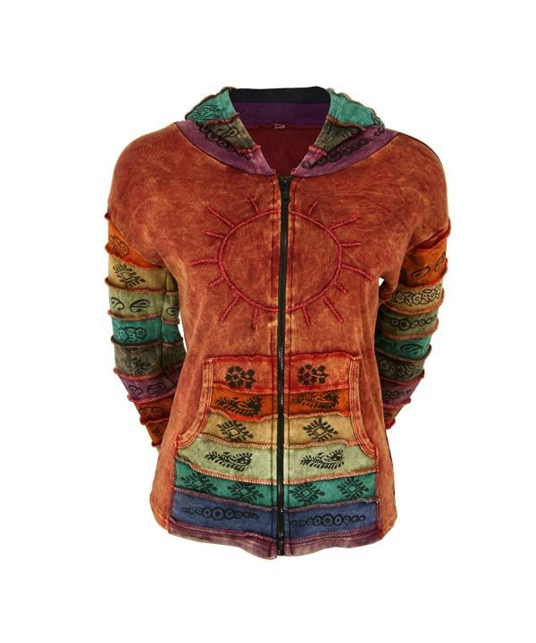 GreaterGood Sunshine Daydream Hooded Jacket
