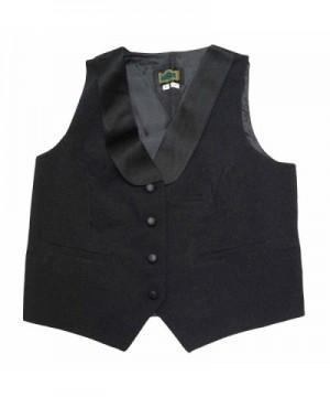 Womens Collar Tuxedo Waitress Hospitality