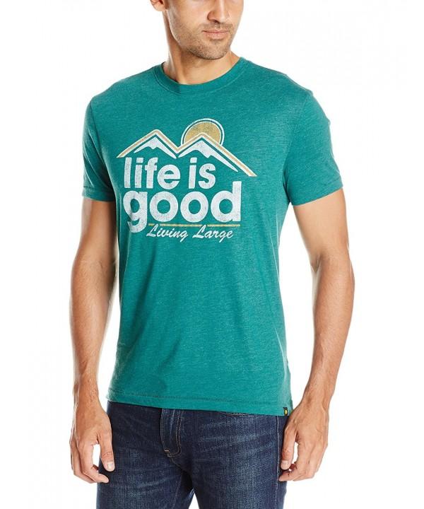 Life Living Large T Shirt Hunter