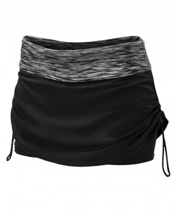 Sport Sonoma Skort Black Large