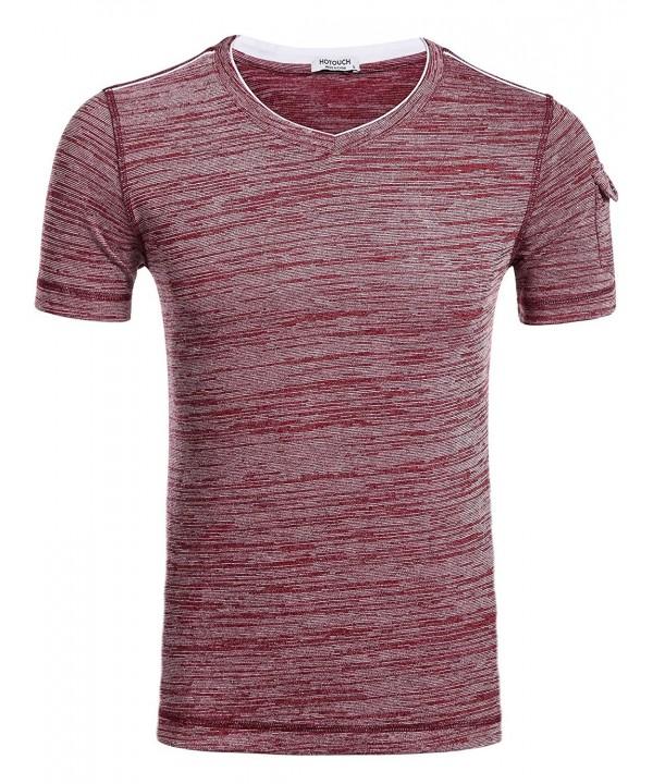 HOTOUCH Fitness Short Sleeve T Shirt