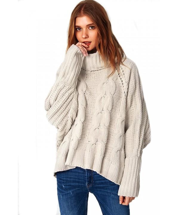 Cupshe Fashion Womens Knitting Sweater
