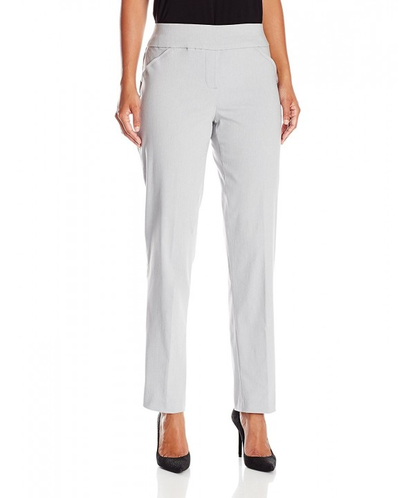 Alfred Dunner Stretch Elastic Heather