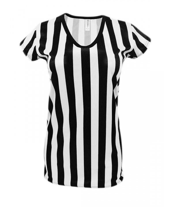 Womens Referee Shirts Comfortable Waitresses