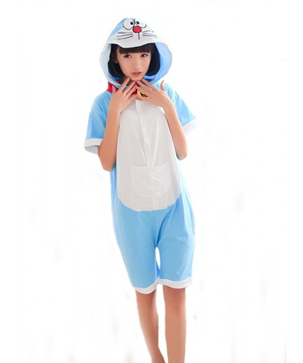 DuoRonMi Unisex Cartoon Sleepsuit 180 188cm
