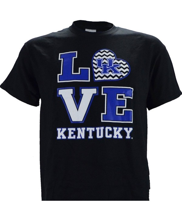Univeristy Kentucky Love Black Shirt
