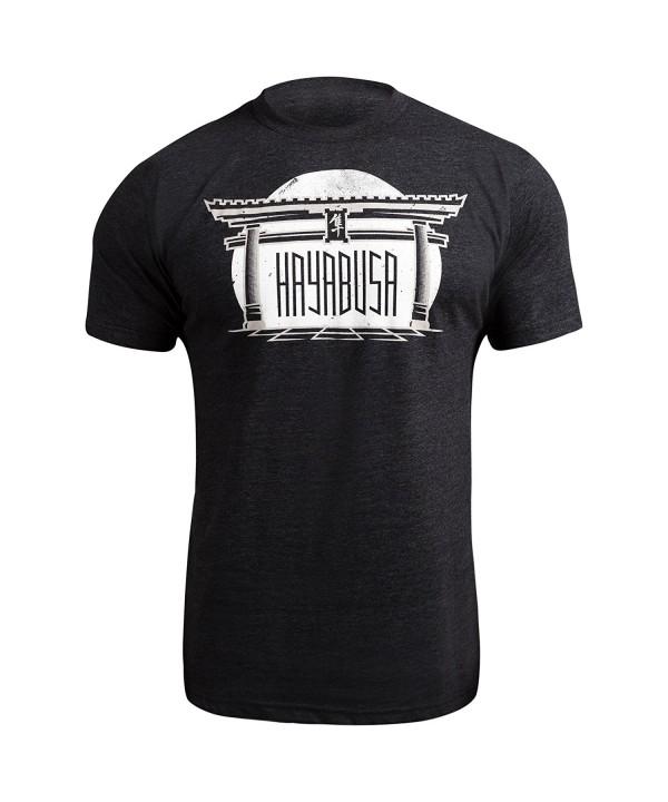 Hayabusa Torii T Shirt Black X Large