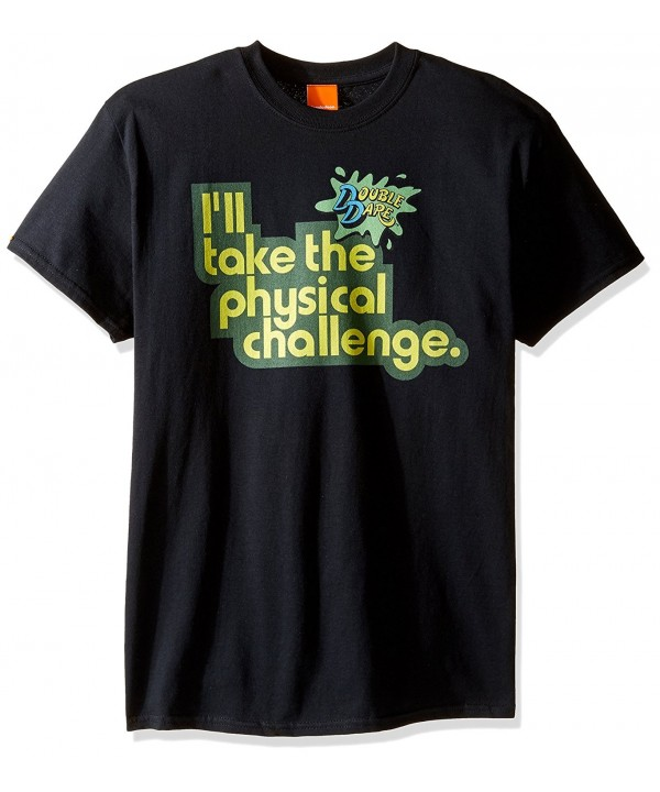 Nickelodeon Double Physical Challenge T Shirt