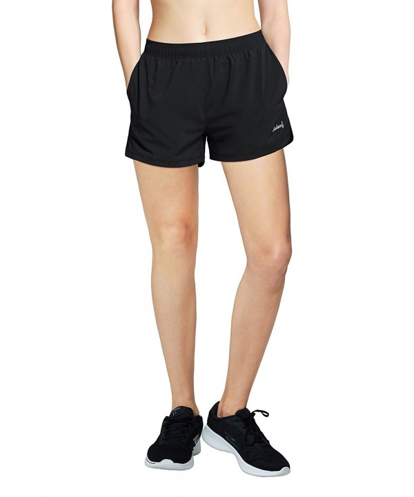 Baleaf Womens Running Shorts Pockets