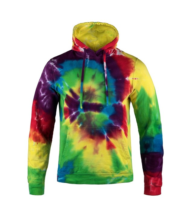 Magic River Tie Hooded Sweatshirt
