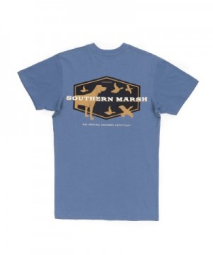 Southern Marsh Branding Collection Tee