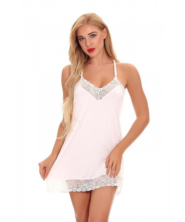 XINGONGCHENG Lingerie Nightgown Sleepwear Babydoll