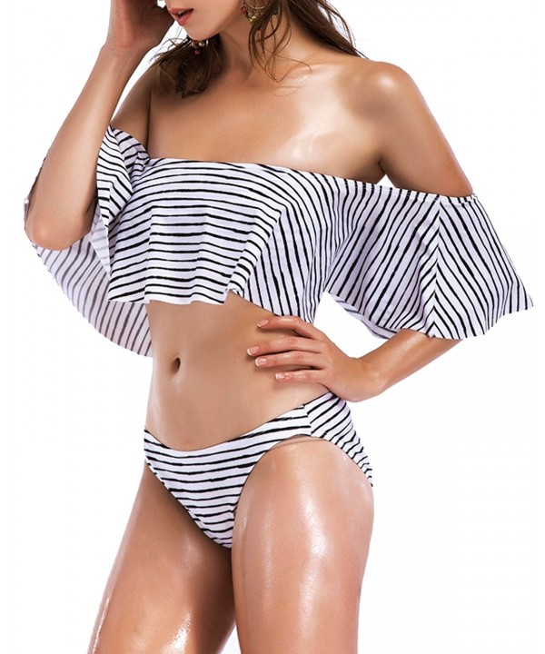 BELLEZIVA Swimsuit Bathing Shoulder Monokini