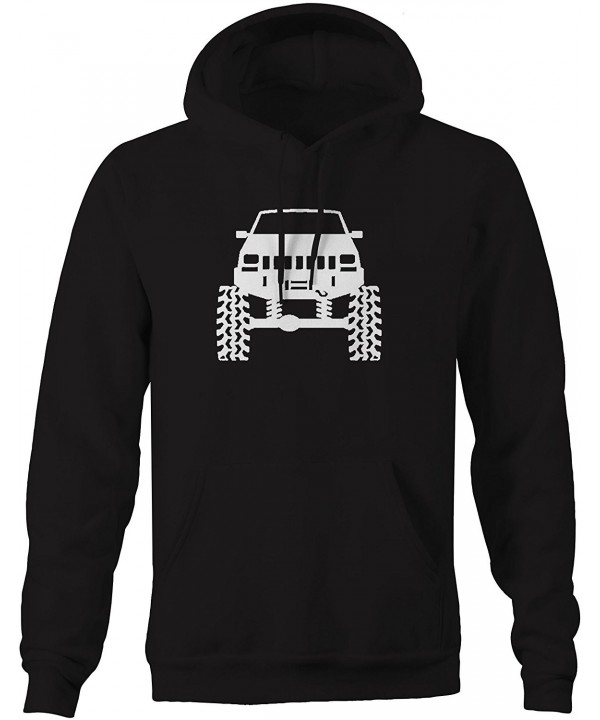 Jeep Lifted Cherokee Offroad Sweatshirt