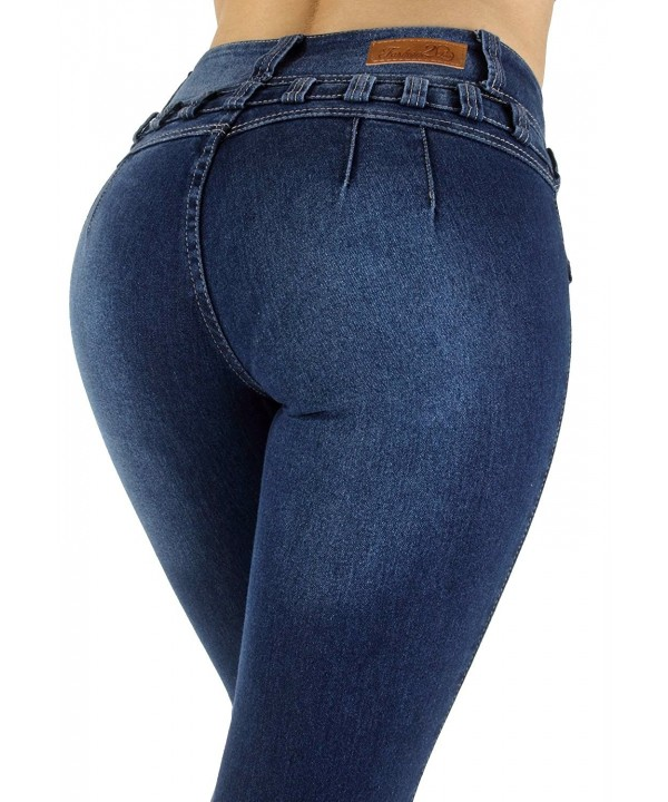 Style M1213P Colombian Design Skinny