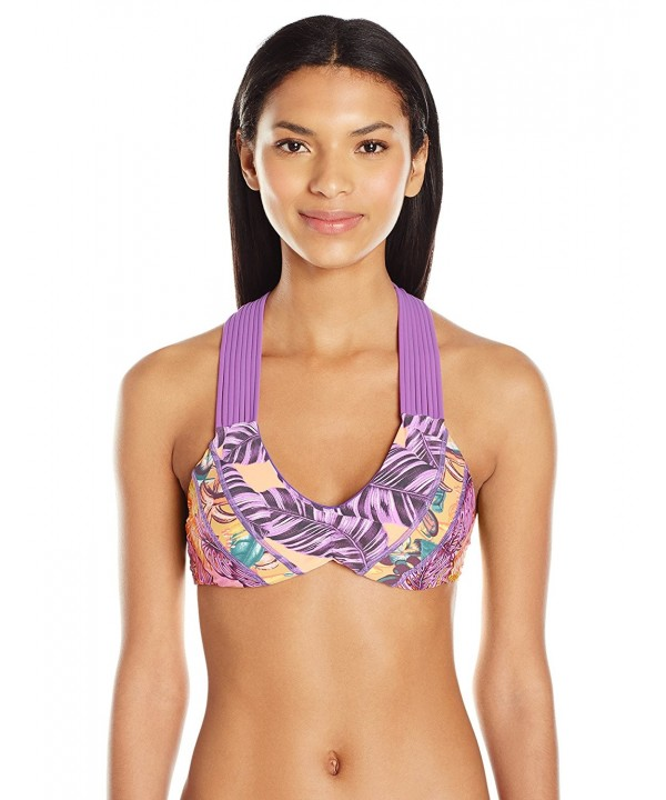 Maaji Womens Violet Fashion Bikini