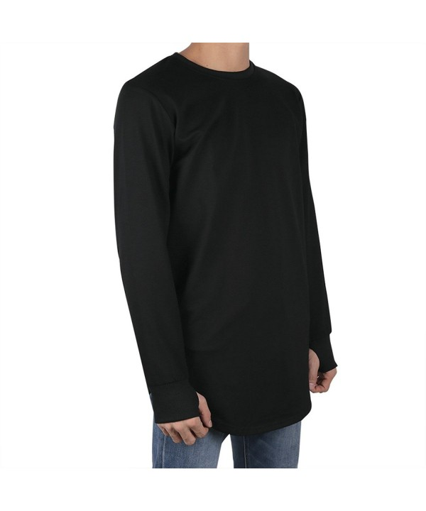 Freebily Fashion Sleeve Cotton T Shirt