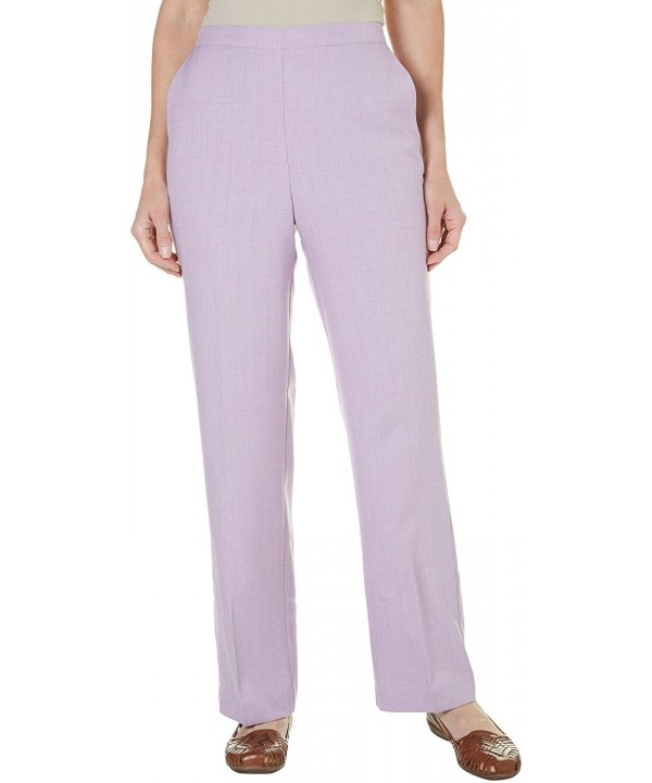 Alfred Dunner Lavender Fields Proportioned