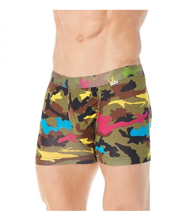 MyPakage Weekday Trunks Hi Vis Small