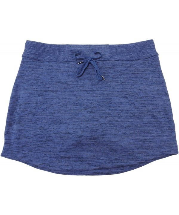 Zohba Ladies Slub Skort Small