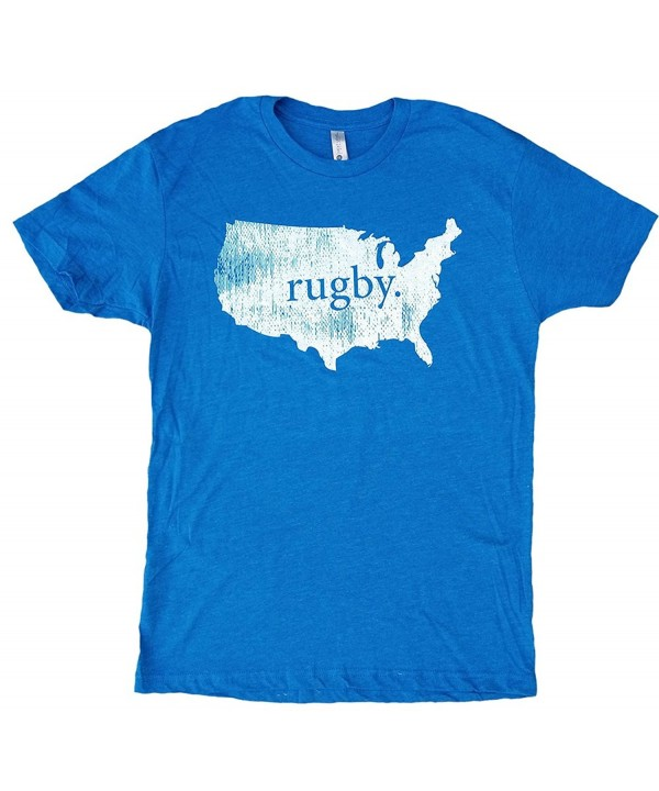 USA Vintage Rugby T Shirt XL