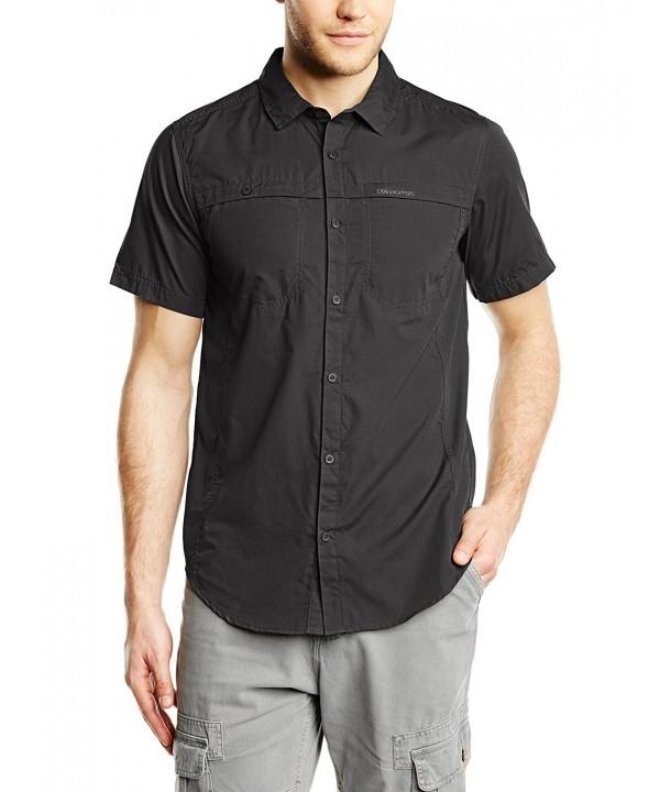 Craghoppers Short Sleeve Shirt Medium