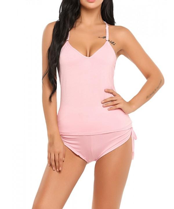 ADOME Sleepwear Pajama Babydoll Lingerie