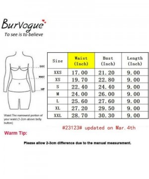 Popular Women's Corsets