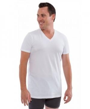 TexereSilk Organic Cotton V Neck Undershirt